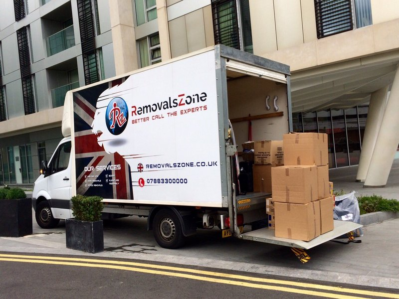2 Men with a Van Removals London